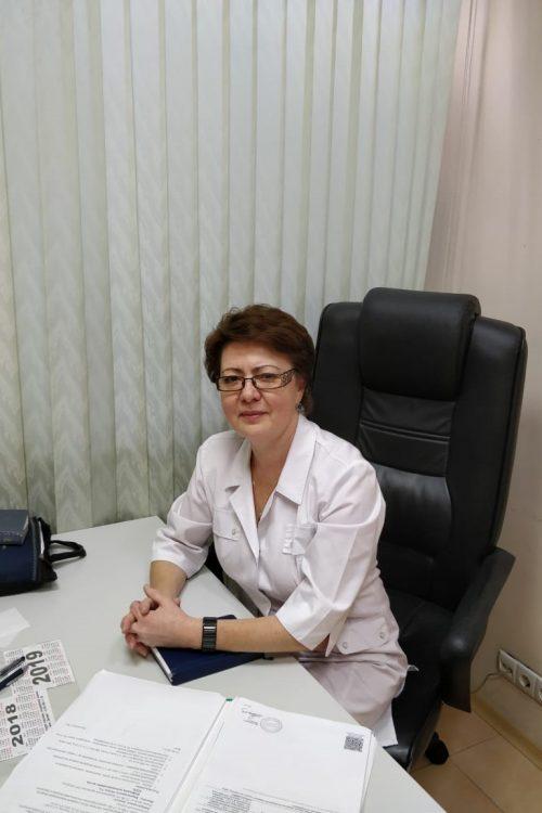 Воробьёва Марина Ивановна