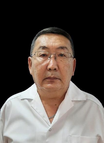 Жамбалов Юрий Дашинимаевич